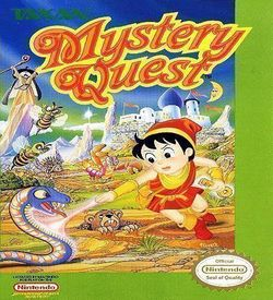 Mystery Quest ROM