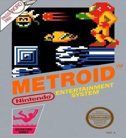 Metroid [T-Swed] ROM