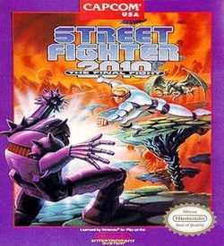 Street Fighter 2000 (Street Fighter 2010 Hack) ROM