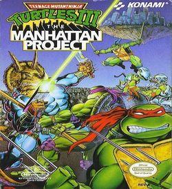 Teenage Mutant Ninja Turtles 3 ROM