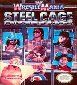 WWF Steel Cage Challenge ROM