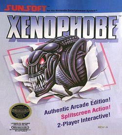 Xenophobe ROM