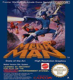 Mega Man Bad Hair Day (Hack) ROM