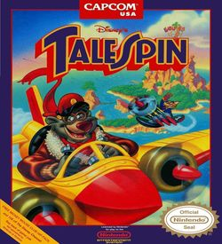 TaleSpin [T-Swed1.2] ROM