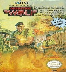 Operation Wolf ROM