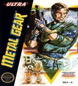 Metal Gear ROM