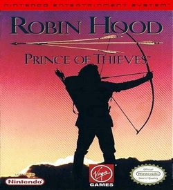 Robin Hood - Prince Of Thieves ROM
