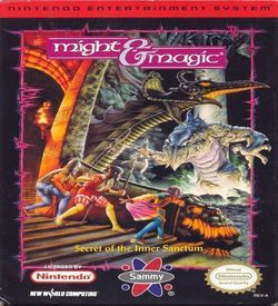 Might And Magic ROM
