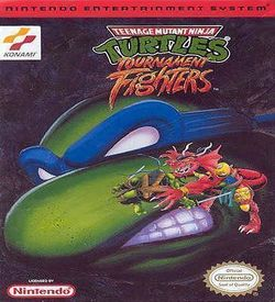 Teenage Mutant Ninja Turtles Tournament Fighters ROM