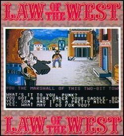 Law Of The West ROM