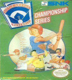 Little League Baseball - Championship Series ROM