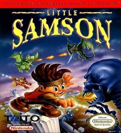 Little Samson ROM