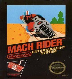 Mach Rider ROM