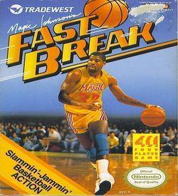 Magic Johnson's Fast Break ROM