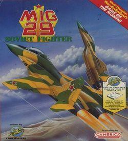 Mig-29 Soviet Fighter ROM