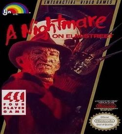 Nightmare On Elm Street, A ROM