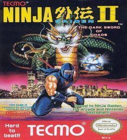 Ninja Gaiden 2 - The Dark Sword Of Chaos ROM