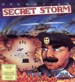 Operation Secret Storm ROM
