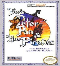 Peter Pan & The Pirates ROM