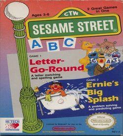 Sesame Street ABC ROM