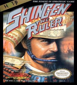 Shingen The Ruler ROM