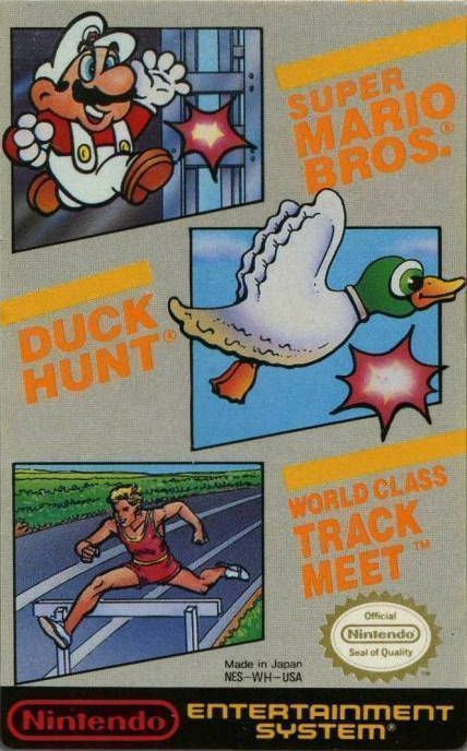 Super Mario Bros - Duck Hunt - Track Meet