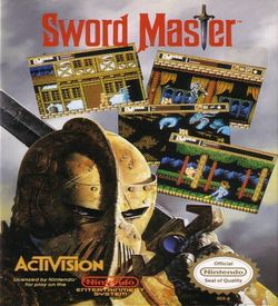 Sword Master ROM
