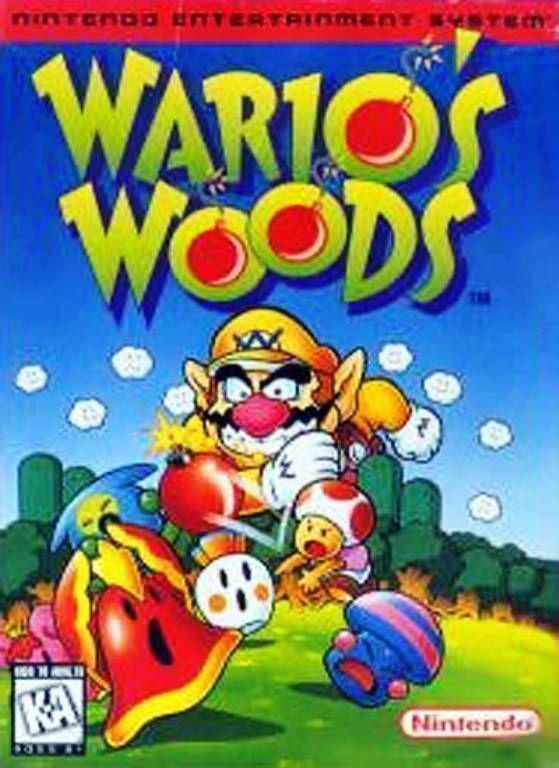 Wario Bros (SMB1 Hack)