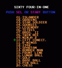 64-in-1 ROM