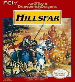 AD&D Hillsfar ROM