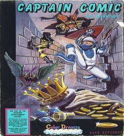 Adventures Of Captain Comic, The ROM