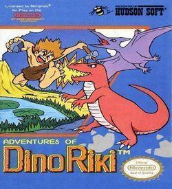 Adventures Of Dino Riki ROM