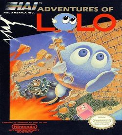 Adventures Of Lolo ROM