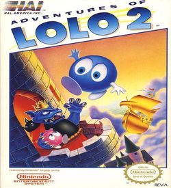 Adventures Of Lolo 2 ROM