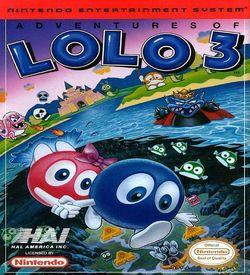 Adventures Of Lolo 3 ROM
