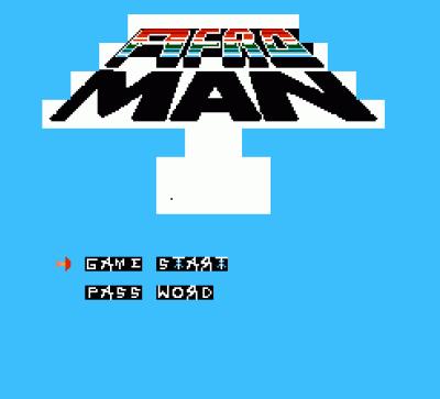 Afro Man (Mega Man 3 Hack)