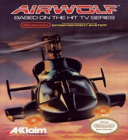 Airwolf ROM