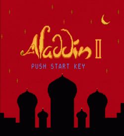 Aladdin 3 ROM