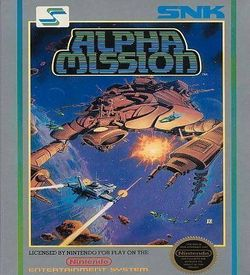 Alpha Mission ROM