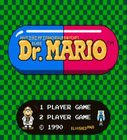 Anti-Hippie Dr Mario (Dr Mario Hack) ROM