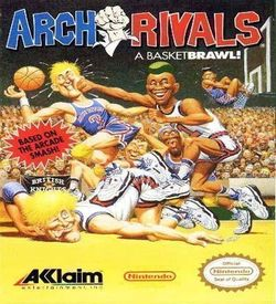 Arch Rivals ROM
