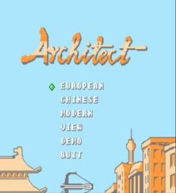 Architect (Dr. PC Jr.) ROM