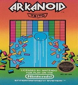 Teknoid (Arkanoid Hack) ROM