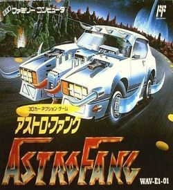 Astro Fang - Super Machine ROM