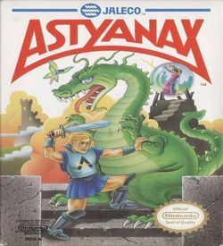 Astyanax [T-Span] ROM
