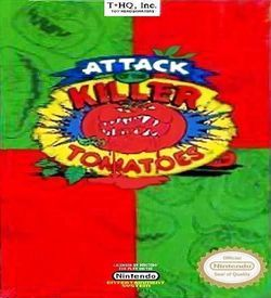 Attack Of The Killer Tomatoes ROM