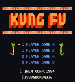 Austin Kung Fu (Hack) ROM