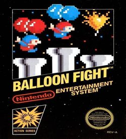 Balloon Fight (VS) (Player 2 Mode) ROM