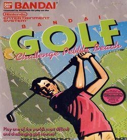 Bandai Golf - Challenge Pebble Beach ROM