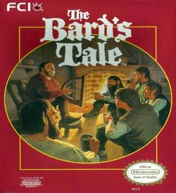 Bard's Tale - Tales Of The Unknown, The ROM